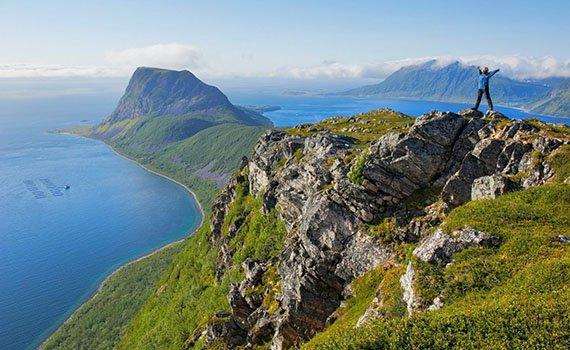 Sfeerimpressie Noordkaap, Lofoten en Lapland fly & drive