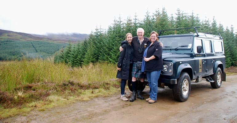 highland safaris schotland